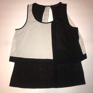 Dressy express tank top size small NWOT